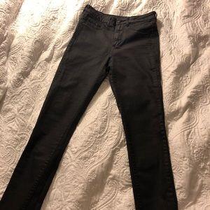 Denim - H&M skinny jeans high waist